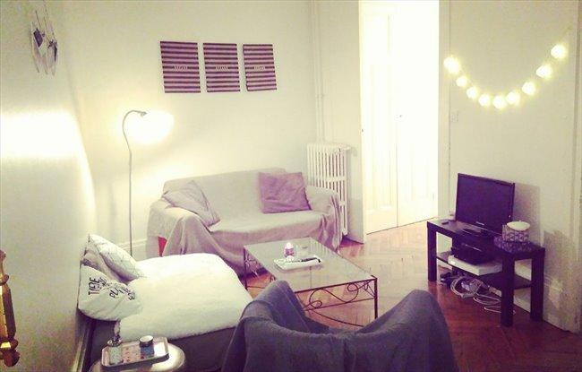 Femme recherche appartement