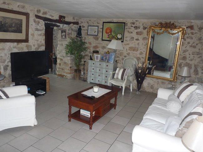 Chambre chez l 39 habitant flayosc for Chambre chez lhabitant