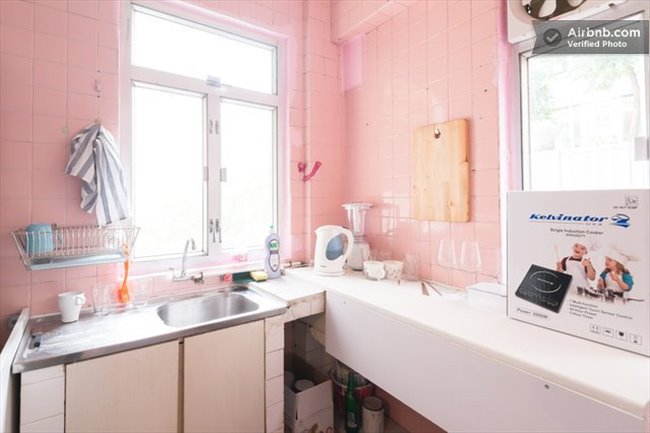 Roomshare - Sai Ying Pun - *Feb 3rd* Room in Sheung Wan, near SOHO (B) | EasyRoommate - Image 5