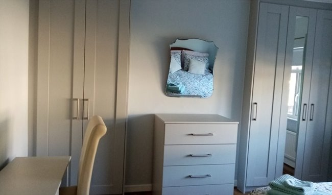 Room to rent in Dublin - Furnished bedroom. - Image 4