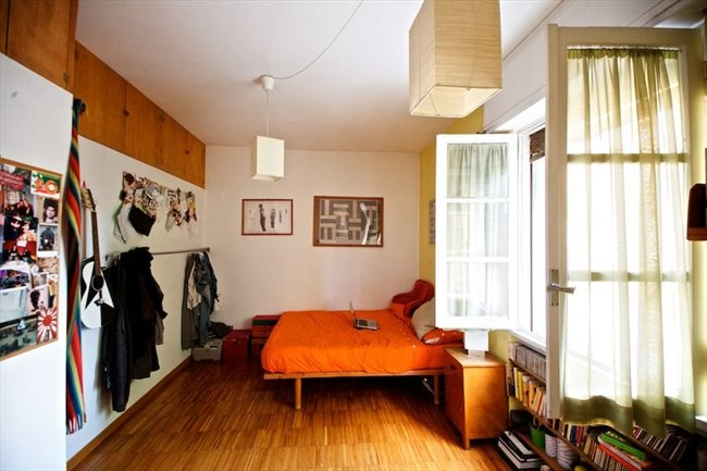 Stanze in Affitto - Marconi-Ostiense - Garbatella affitto camera con balcone | EasyStanza - Image 4