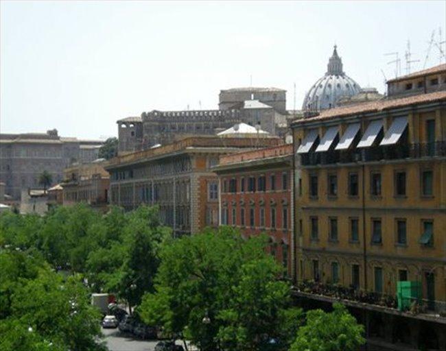 Stanze in affitto roma doppia o ampia singola a for Affitto roma ottaviano