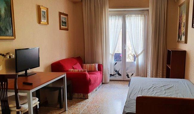 Stanze e posti letto in affitto prati clodio stanza a for Roma affitto prati