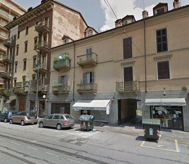 Stanze in affitto torino cerco coinquilina easystanza for Cerco appartamento in affitto