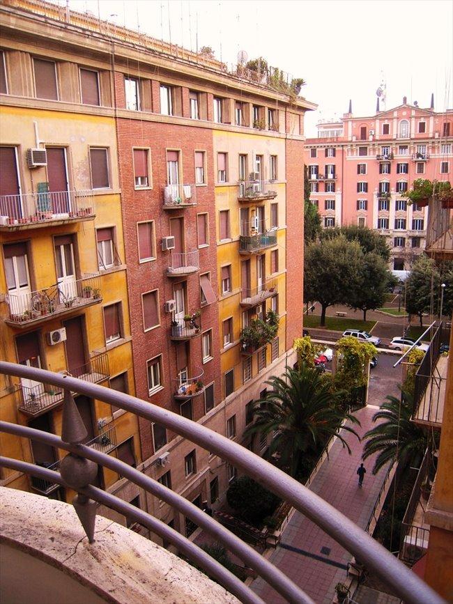 Stanze in affitto prati clodio affittasi stanza for Affitto roma ottaviano