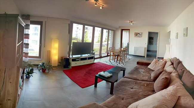 Colocation à Luxembourg - Furnished room perfectly located in Kirchberg | Appartager - Image 1