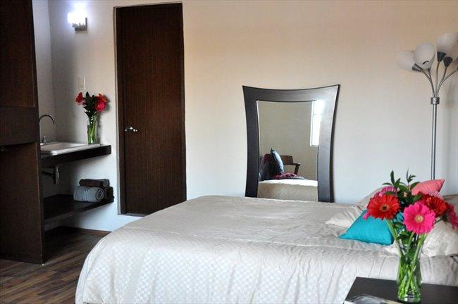 Cuartos en Renta - Querétaro - Ahora  reforma 110 cuartos con baño propio | CompartoDepa - Image 5