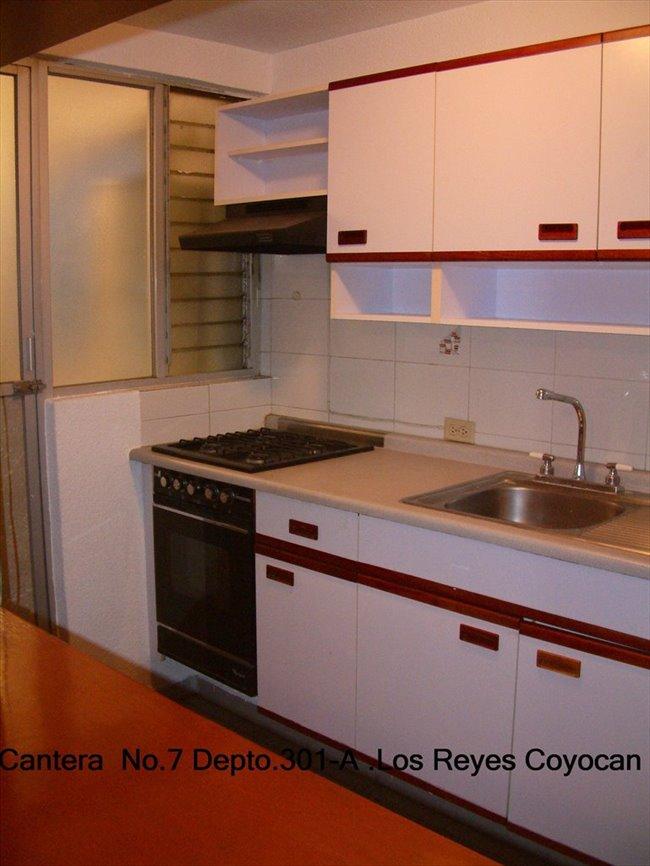 Cuartos en Renta - Coyoacán - Rento 2 habitaciones cerca ...