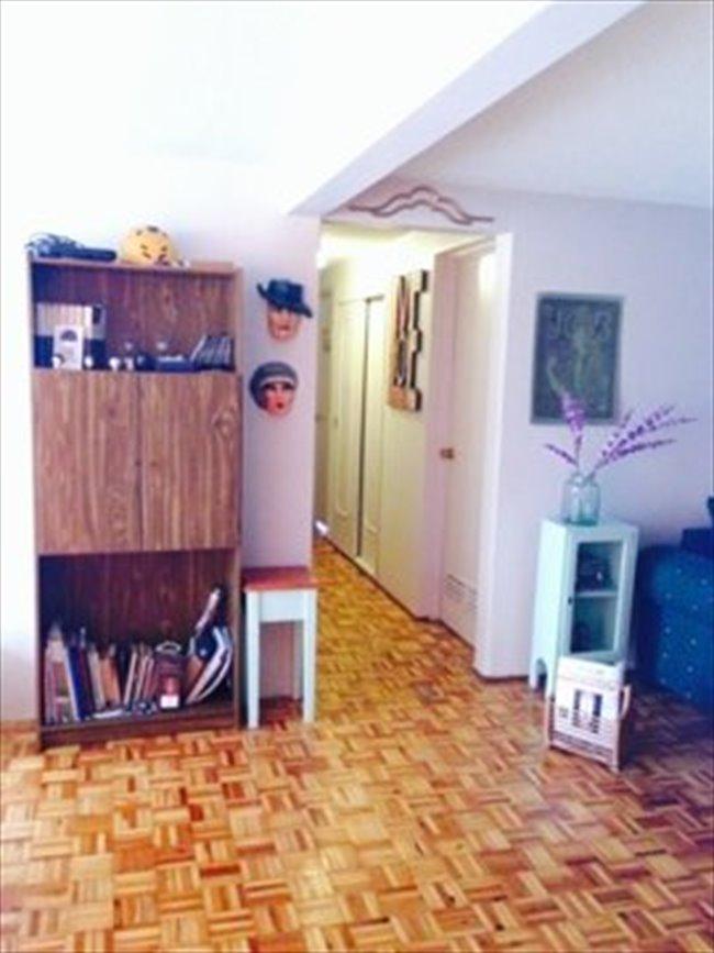 Cuarto en renta en Coyoacán - Mujer, buena onda, a 2 min ...