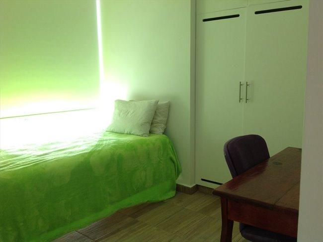 Cuartos en Renta - Puebla - Habitación en bonito departamento nuevo.  | CompartoDepa - Image 2