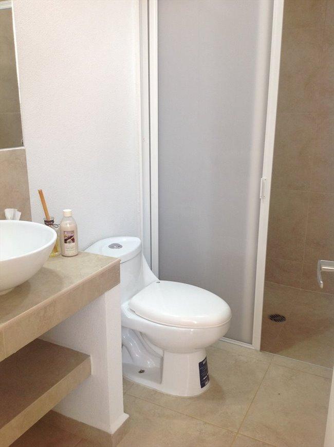 Cuartos en Renta - Puebla - Habitación en bonito departamento nuevo.  | CompartoDepa - Image 4