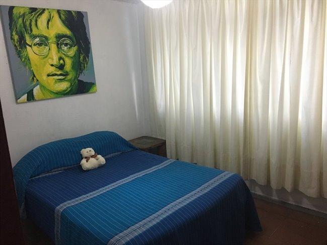 Cuartos en Renta - Cuauhtémoc - CUARTO  AMUEBLAD0   CompartoDepa - Image 1
