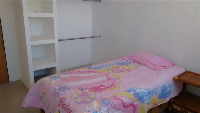 Cuarto en renta en Puebla - Habitación cerca de la CAPU | CompartoDepa - Image 1
