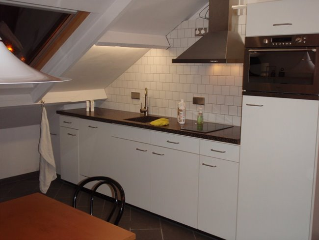 Kamers te huur in Eindhoven - Zolderverdieping met eigen keuken en badkamer | EasyKamer - Image 1