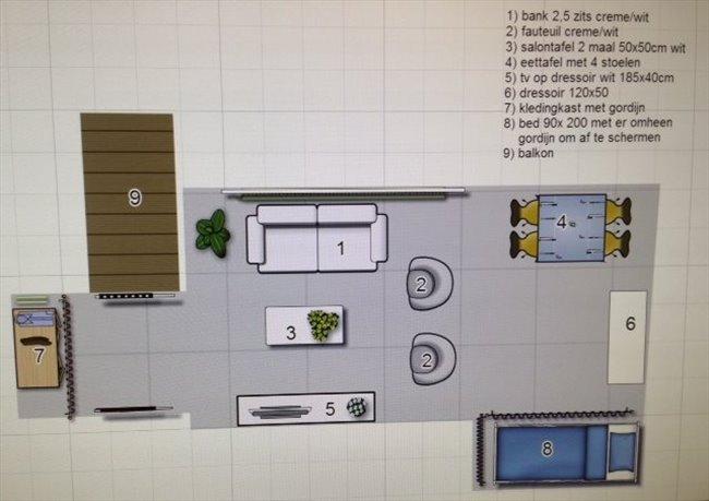 Kamers te huur ,  nabij utrecht met div. luxe - Veldhuizen, Vleuten-De Meern - Image 2