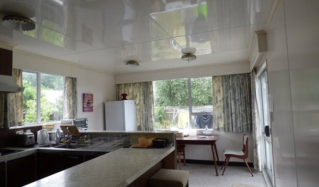 Flatshare - Wellington - house in nice quet area, and lovely veg and flower garden | EasyRoommate - Image 1