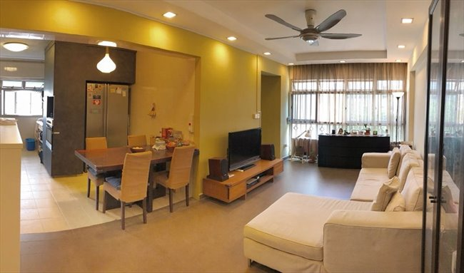 Room for rent in Redhill - ROOM TO LET: Newly Renovated, Fully Furnished A/C  - Image 1