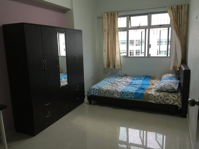 Room for rent in Admiralty - COMMON ROOM FOR RENT, BRAND NEW HDB FLAT with brand new furnitures - Image 1