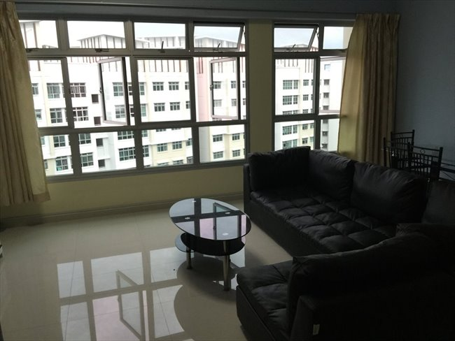 Room for rent in Admiralty - COMMON ROOM FOR RENT, BRAND NEW HDB FLAT with brand new furnitures - Image 2