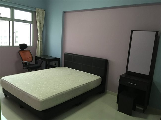 Room for rent in Admiralty - COMMON ROOM FOR RENT, BRAND NEW HDB FLAT with brand new furnitures - Image 7