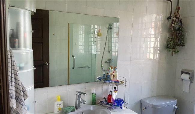 Room for rent in Eunos - A Large Bedroom for Rent with King Size Bed &  bathroom - Image 4