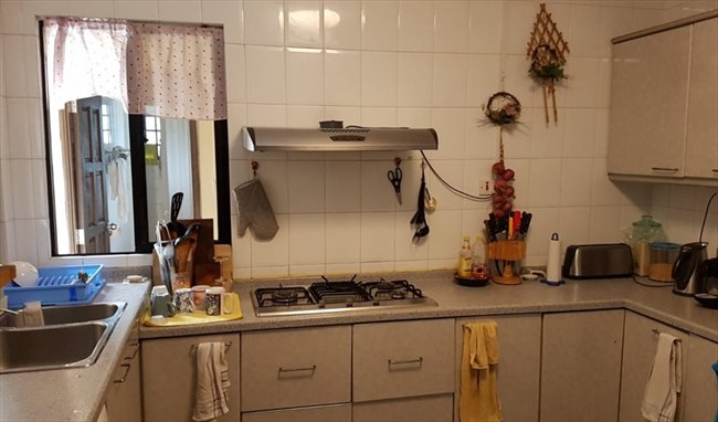 Room for rent in Eunos - A Large Bedroom for Rent with King Size Bed &  bathroom - Image 5