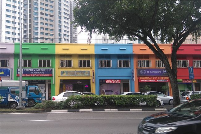 Room For Rent In Kallang Master Studio In Lavender Street Boon Keng