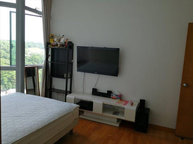 Near Bukit Batok MRT condo common room for rent - Bukit Badok, D21-24 West - Image 4