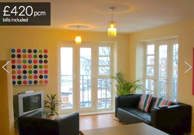 Room to rent in Erdington - 1 double room in modern 2 bed apartment - Image 1