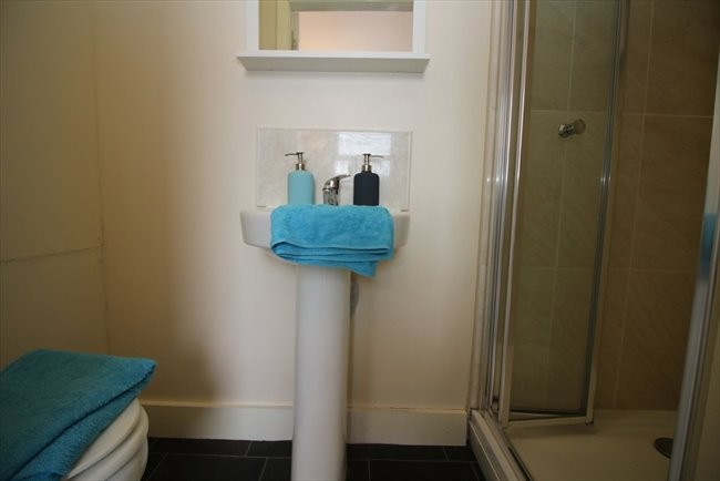 Room to rent in Kensington - Large Ensuite Double Room - with Free Gym! - Image 3