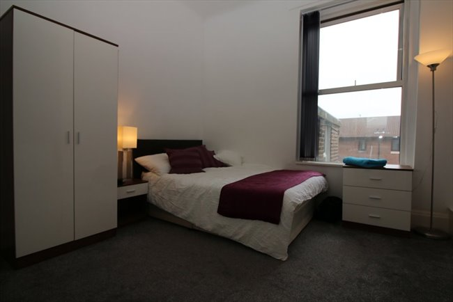 Room to rent in Kensington - Large Ensuite Double Room - with Free Gym! - Image 5