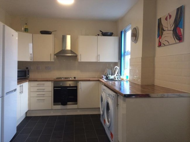 Room to rent in Kensington - Large Ensuite Double Room - with Free Gym! - Image 6