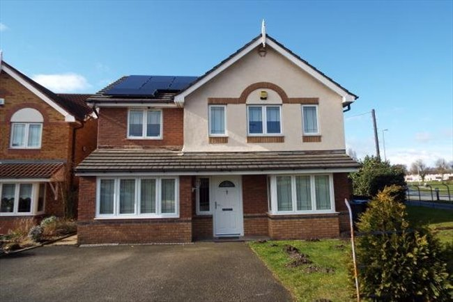 Room to rent in Croxteth - Professional houseshare Kirkby - close to AIntree hospital - Image 1