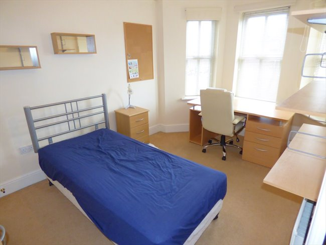 Room to rent in Longsight - Stunning 4 Storey, 8 Bedroom Student Property  - Image 1
