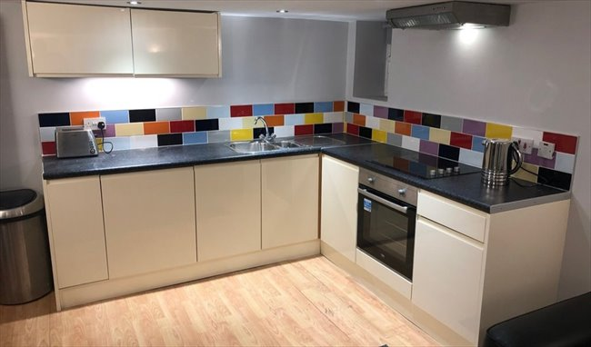 Room to rent in Chorlton-cum-Hardy - Basement One Bedroom Flat  - ALL BILLS INCLUDED - Image 1