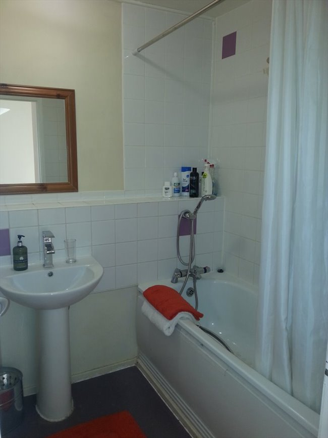 Room to rent in Cubitt Town - A double room with a private balcony in Canary Wharf/South Quay, E14 (ZONE2) - Image 4