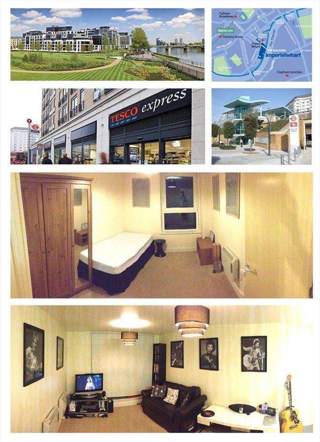 Uk Easyroommate Com London Flatshare Large Furnished Single Room