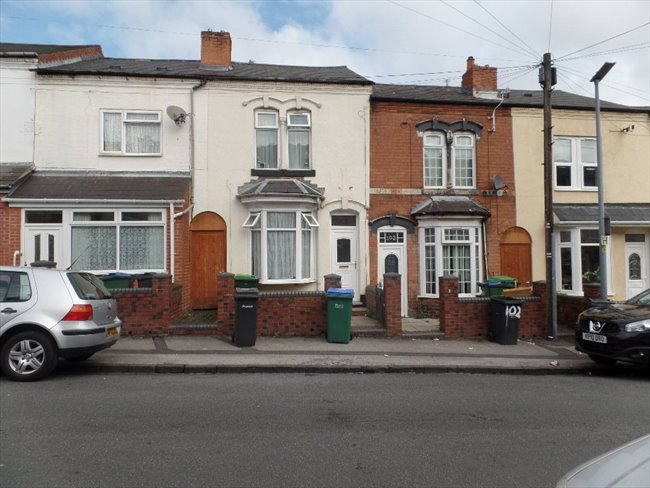 Single Room To Rent In Smethwick