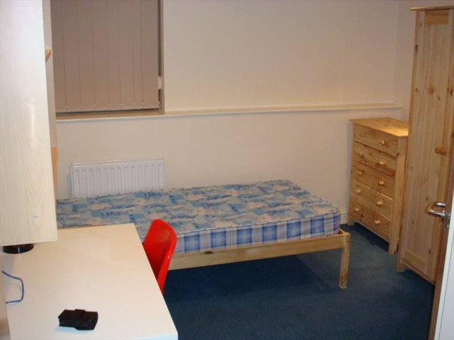 Room to rent in Netherthorpe - EN-SUITE ROOM- 3 MINUTES TO THE DIAMOND BUILDING AND 5 MINUTES TO WEST STREET - Image 1