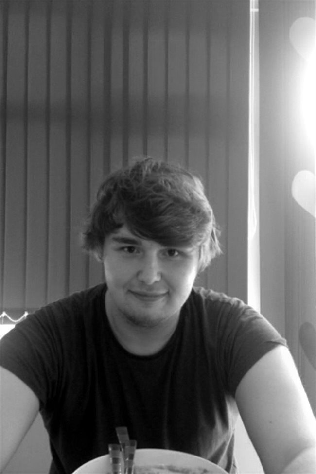 Andrew - Student - Male - Sheffield - Image 1