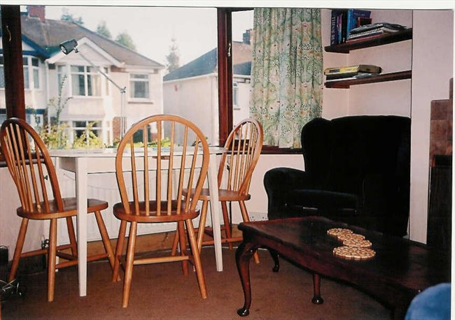 Room(s) in shared house, Tile Hill area, Broadband - Tile Hill - Image 1