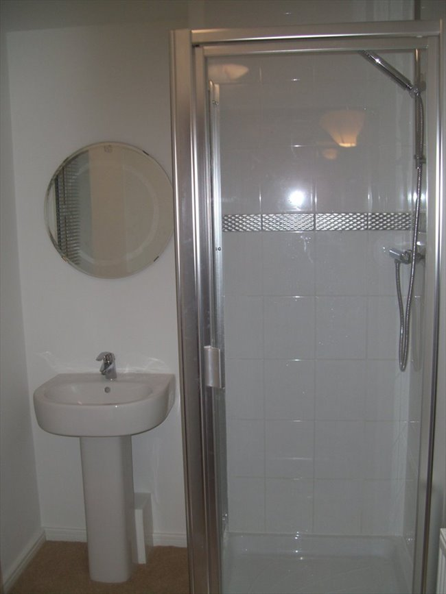 Large Dble,Own bathroom,Ringley Lock,Manchester - Prestwich - Image 4