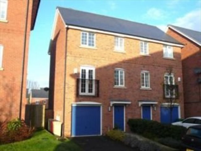 Large Dble,Own bathroom,Ringley Lock,Manchester - Prestwich - Image 6