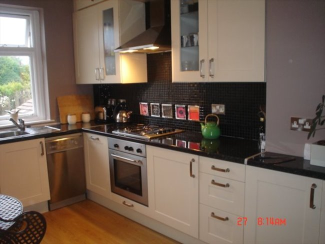 Flatshare - Harrogate - One bedroom available in large 2 bedroom flat south side of Harrogate | EasyRoommate - Image 1