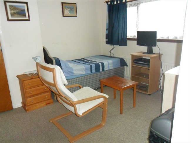 Flatshare - Southampton - Spacious Bed/Sitting Room | EasyRoommate - Image 1