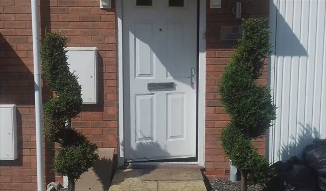 SINGLE (COMPACT) ROOM AVAILABLE - Tile Hill - Image 1