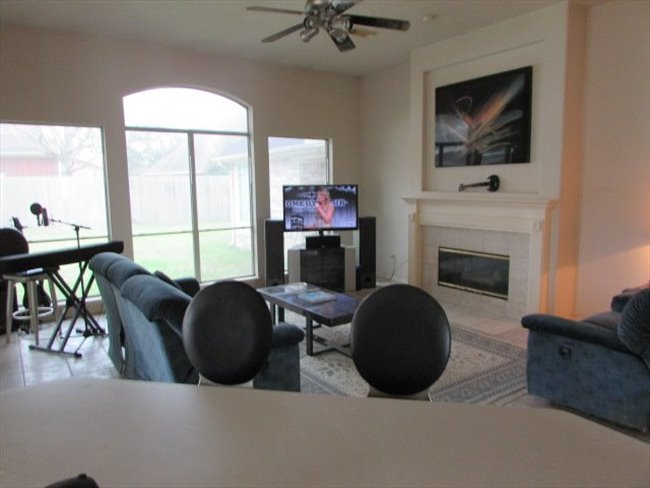 Room for rent in Jersey Village - TWO MALE OR FEMALE PROFESSIONALS - Image 2