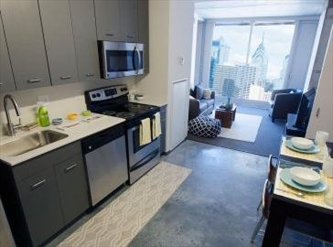 Roomshare Philadelphia 1 Br Available At Evo Philly
