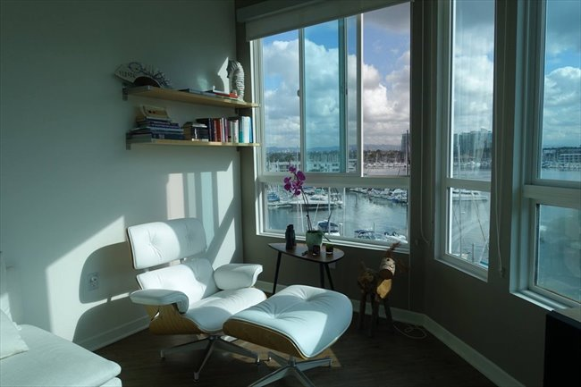 Roomshare - Marina del Rey - Private BR in luxury 4 story penthouse  | EasyRoommate - Image 6
