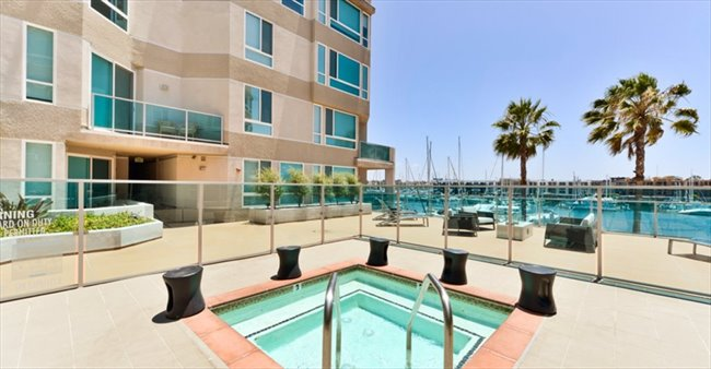 Roomshare - Marina del Rey - Master BR in luxury 4 story penthouse | EasyRoommate - Image 3
